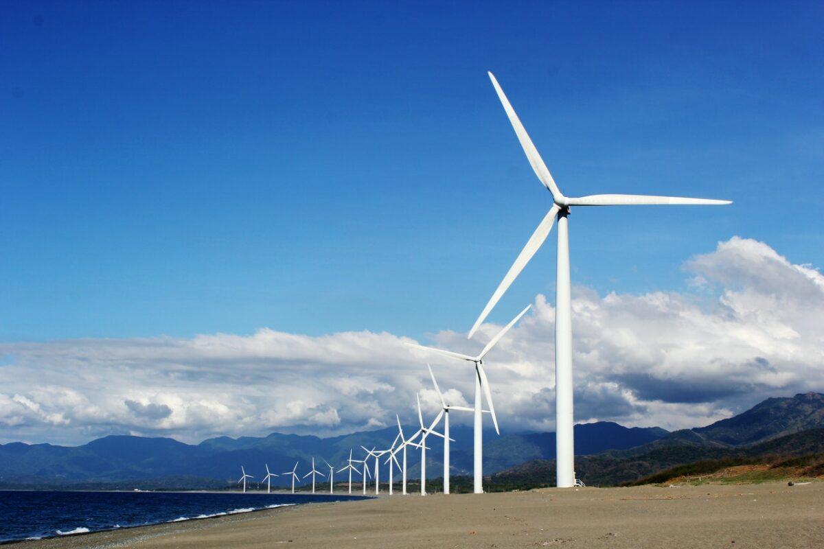 éolienne renouvelable