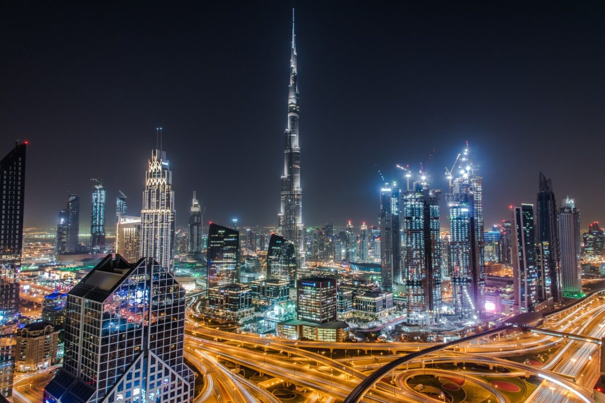 hôtels de luxe à Dubaï