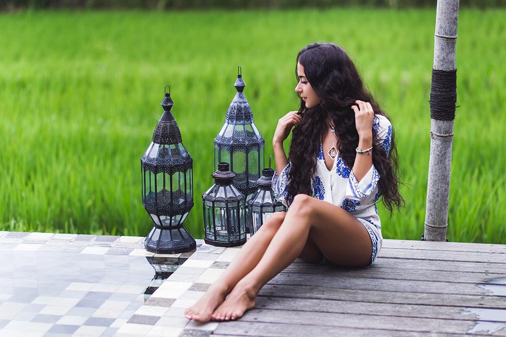luxe à Bali